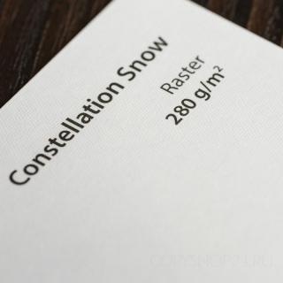 CONSTELLATION SNOW RASTER 280 г/м2 формат SRA3 (32*45 см)