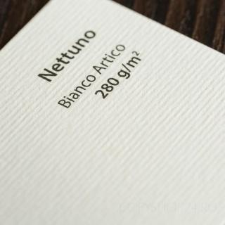 NETTUNO BIANCO ARTICO 280 г/м2 формат SRA3 (32*45 см)