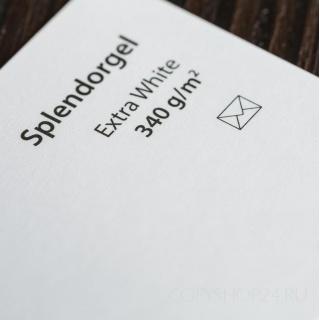 SPLENDORGEL E.W. 340 г/м2 формат SRA3 (32*45 см)