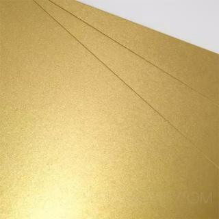 Бумага и картон SIRIO PEARL, Aurum 125 гр.