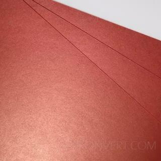 Бумага и картон SIRIO PEARL, Red Fever 300 гр.