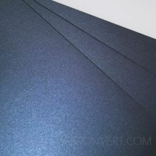 SIRIO PEARL, Shiny Blue 125 гр. в листах A4 21 x 29,7 см