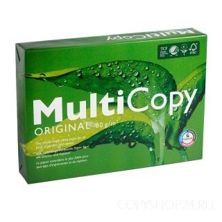 Бумага для принтера А4 (210х297 мм) 80 гр. 500 листов MultiCopy