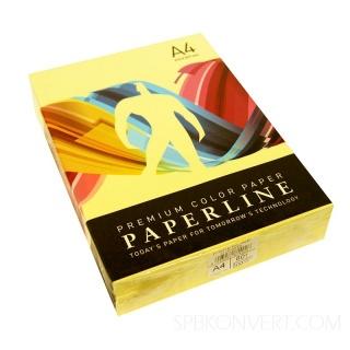 Цветная бумага А3 Paperline