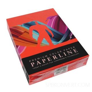 Цветная бумага А4 Paperline