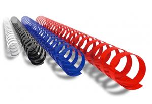 пластиковые пружины для брошюровки